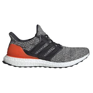 adidas Ultra Boost Herren Running Sneaker grau orange weiß DB2834 – Bild 1