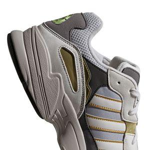 adidas Originals Yung-96 Herren Sneaker grau gold DB3565 – Bild 3