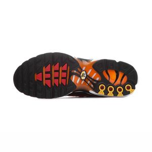 Nike Air Max Plus OG Herren Sneaker schwarz orange BQ4629 001 – Bild 3