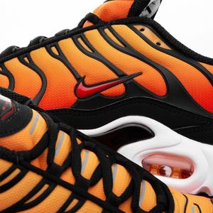 Nike Air Max Plus OG Herren Sneaker schwarz orange BQ4629 001 – Bild 4