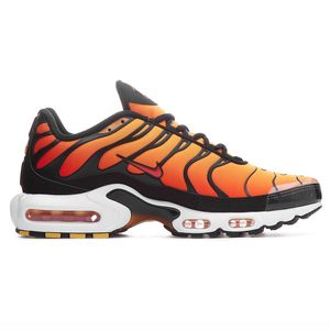 Nike Air Max Plus OG Herren Sneaker schwarz orange BQ4629 001 – Bild 1