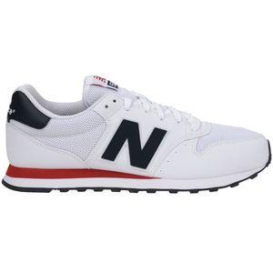 New Balance GM500SWB Herren Sneaker weiß blau rot 697771-60 3 – Bild 1