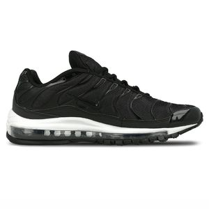 Nike Air Max 97 Plus Sneaker black white low – Bild 1