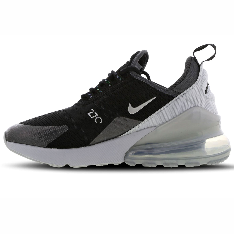 sale retailer 63280 0865b Nike Air Max 270 Y2K Kinder Sneaker black metallic silver BQ9240 001 – Bild  2