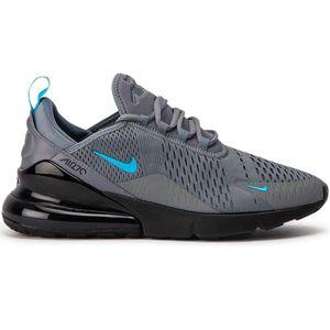 Nike Air Max 270 Herren Sneaker grau schwarz blau CD1506 001 – Bild 1