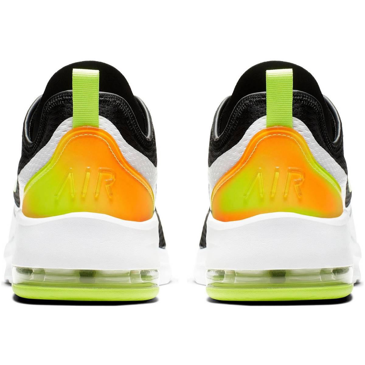 Nike Air Max Motion 2 Herren Sneaker schwarz weiß gelb AO0266 007