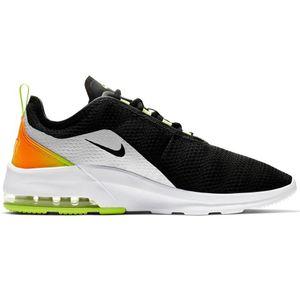 Nike Air Max Motion 2 Herren Sneaker schwarz weiß orange gelb – Bild 1