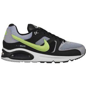 Nike Air Max Command Herren Sneaker schwarz grau neon 629993 047 – Bild 1