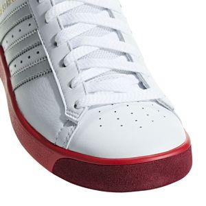 adidas Originals Forest Hills Herren Sneaker weiß rot silber BD7622 – Bild 4