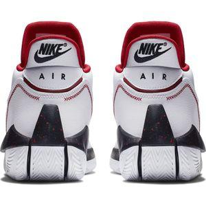 Jordan 2X3 Basketball High-Top Sneaker Herren weiß schwarz rot – Bild 3