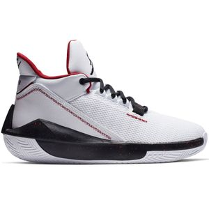 Jordan 2X3 Herren Sneaker Basketball weiß schwarz rot BQ8737 101 – Bild 1