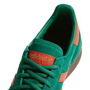 adidas Originals Handball Spezial Herren Sneaker grün orange BD7620 – Bild 2
