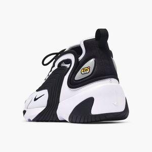 Nike WMNS Zoom 2K Damen Sneaker weiß schwarz AO0354 100 – Bild 3