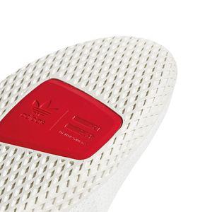 adidas Originals PW Tennis HU Sneaker weiß rot BD7530 – Bild 7
