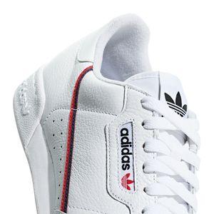 adidas Originals Continental 80 J Sneaker weiß F99787 – Bild 2