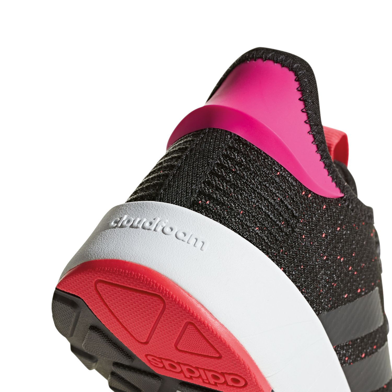 adidas neo Questar X BYD Damen Sneaker schwarz pink F34649