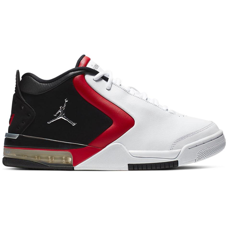 e0d1cb07f0 Jordan Big Fund Herren Sneaker schwarz weiß rot BV6273 102