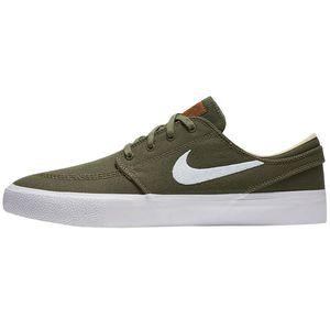 Nike SB Zoom Janoski Canvas RM Herren Sneaker oliv AR7718 201 – Bild 2
