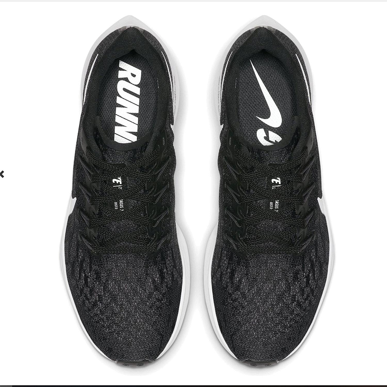 WMNS Nike Air Zoom Pegasus 36 Damen Running dunkelgrau weiß AQ2210 004