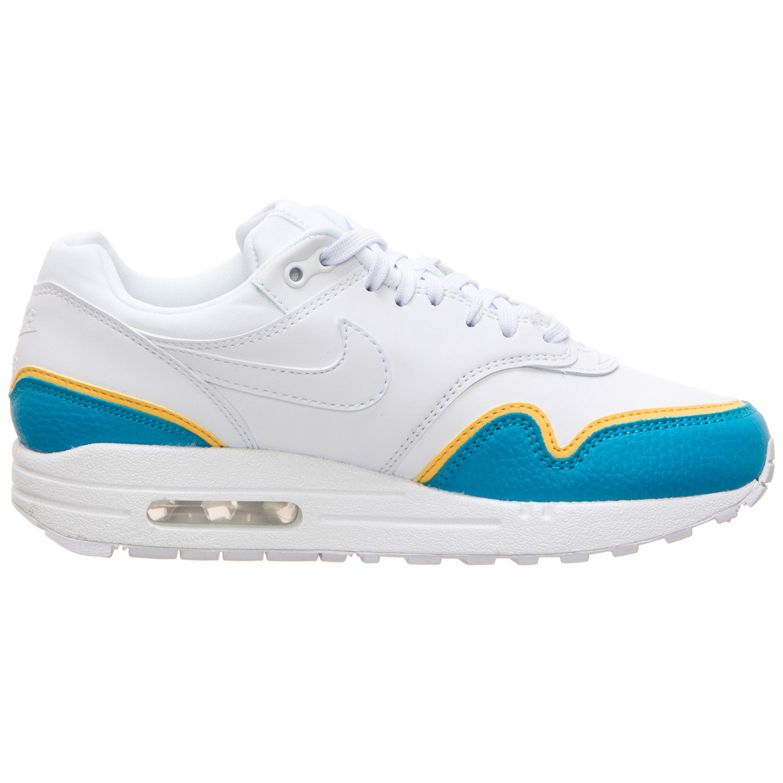 Nike WMNS Air Max 1 SE white blue fury 881101 103