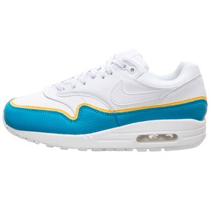 Nike WMNS Air Max 1 SE white blue fury 881101 103 – Bild 2
