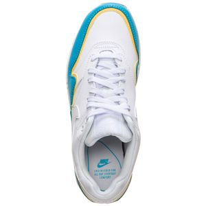 Nike WMNS Air Max 1 SE white blue fury 881101 103 – Bild 4