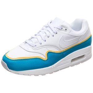 Nike WMNS Air Max 1 SE white blue fury 881101 103 – Bild 5