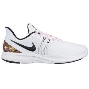 Nike In-Season TR 8 Print Sneaker weiß schwarz AA7776 100