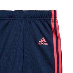adidas Infant Shiny FZ Hoodie Kleinkind Sportanzug mehrfarbig ED1140 – Bild 6