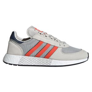 adidas Originals Marathon Tech Herren hellgrau orange EE4917 – Bild 1