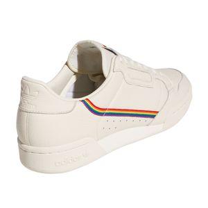 adidas Originals Continental 80 Pride Sneaker beige EF2318 – Bild 4