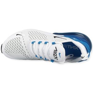 Nike Air Max 270 Herren Sneaker weiß blau AH8050 110 – Bild 2