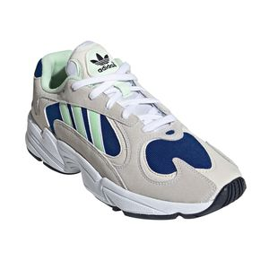 adidas Originals Yung-1 Herren Sneaker grau blau grün EE5318 – Bild 5