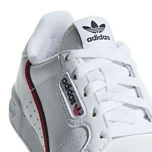 adidas Originals Continental 80 C Sneaker weiß G28215 – Bild 3