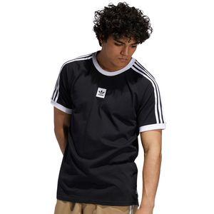 adidas Originals Cali 2.0 Tee Herren T-Shirt schwarz weiß EC7375 – Bild 3