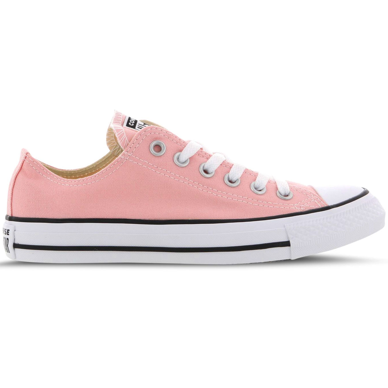 Converse CT AS OX Chuck Taylor All Star pink weiß 164936C
