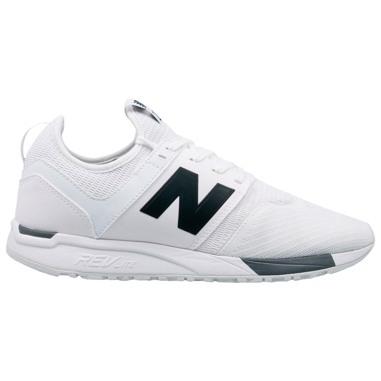 premium selection 41823 ebe62 New Balance Herren MRL247WG Sneaker weiß schwarz 633731-60 3