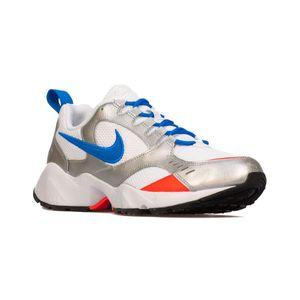 Nike Air Heights Herren Running Sneaker weiß silber blau AT4522 102 – Bild 4