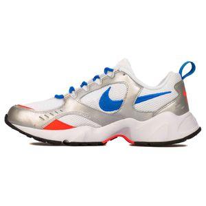Nike Air Heights Herren Running Sneaker weiß silber blau AT4522 102 – Bild 2