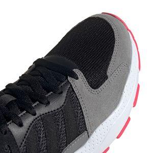 adidas neo CRAZYCHAOS Damen Sneaker schwarz grau weiß EF1060 – Bild 5