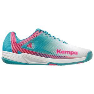 Kempa Wing Women 2.0 Handballschuhe white sky blue 200855001 – Bild 1