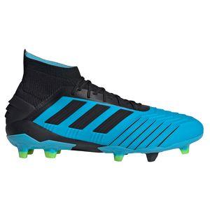adidas Predator 19.1 FG Herren Fußballschuh blau schwarz F35606 – Bild 5