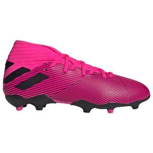 adidas Nemeziz 19.3 FG J Kinder Fußballschuhe pink schwarz F99953  – Bild 1