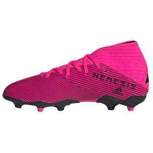 adidas Nemeziz 19.3 FG J Kinder Fußballschuhe pink schwarz F99953  – Bild 2