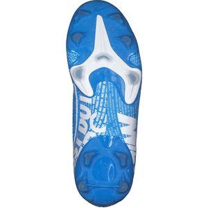 Nike JR Superfly 7 Academy FG/MG Kinder Fußballschuhe blau weiß  – Bild 3