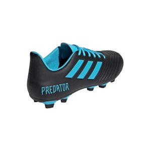 adidas Predator 19.4 FxG Herren Fußballschuhe schwarz blau F35598 – Bild 4
