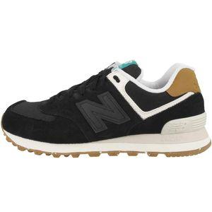 New Balance WL574SEC Damen Sneaker low schwarz braun – Bild 2