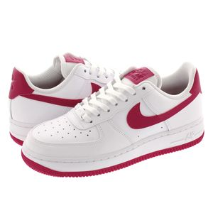 Nike WMNS Air Force 1 '07 Damen Sneaker white cherry AH0287 107 – Bild 2