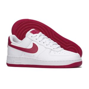 Nike WMNS Air Force 1 '07 Damen Sneaker white cherry AH0287 107 – Bild 3