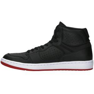 Jordan Access Herren Sneaker schwarz weiß rot High Top AR3762 001 – Bild 2